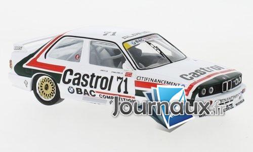 BMW M3 (E30), No.71, Castrol, ETCC - 1988