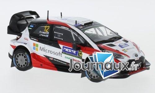 Toyota Yaris WRC, No.12, Toyota GAZOO Racing WRC, Rallye WM, Rallye Finnland - 2017