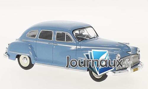 Desoto 4-Door Saloon, bleu - 1946