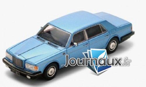 Bentley Mulsanne, metallic-bleu clair, RHD - 1980