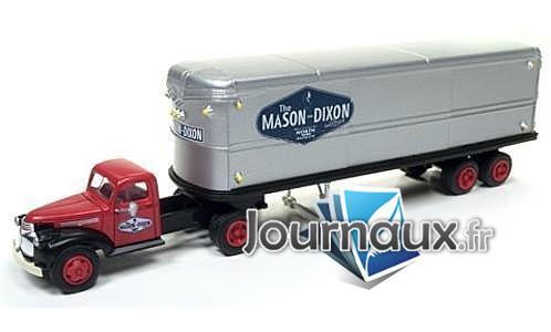 Chevrolet Tractor, The Mason Dixon Line