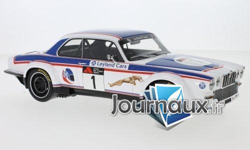 Jaguar XJ5.3C Gr.2, RHD, No.1, Tourist Trophy Silverstone - 1976