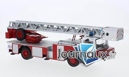 Magirus DLK 2312, pompiers Frankfurt / Main