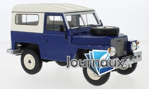 Land Rover Lightweight Series III, bleu foncé, RHD - 1973