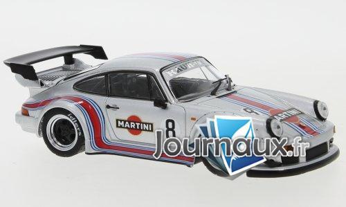 Porsche 911 RWB (930), Martini