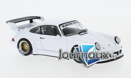 Porsche RWB 930, blanche