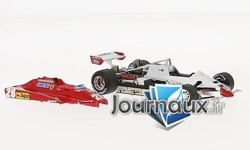 Ferrari 126 C2 Turbo, No.28, formule 1, GP San Marino - 1982