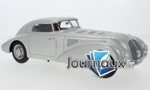 Mercedes 540 K (W29) Stromlinienwagen, silber - 1938