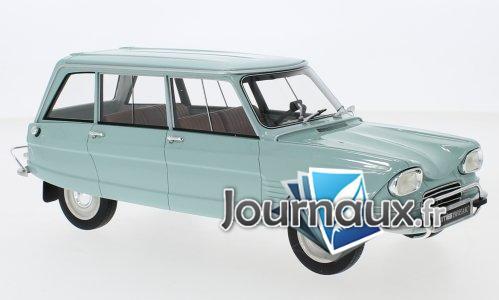 Citroen Ami 6 Break, bleu clair - 1967