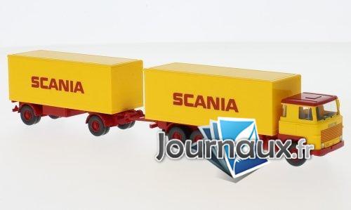 Scania 111, Scania