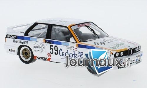 BMW M3 (E30), No.59, ETCC - 1988