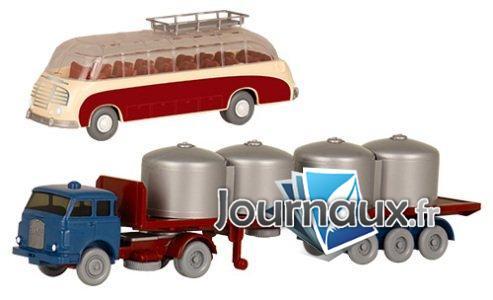 Set Wiking-Verkehrs-modèles 82