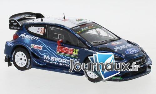 Ford Fiesta RS WRC, No.33, Rallye WM, Rallye Portugal - 2019
