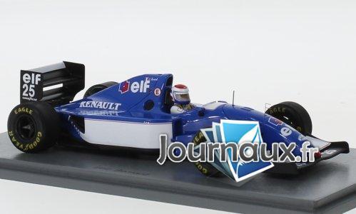 Ligier JS39B, No.25, Formel 1, GP France - 1994