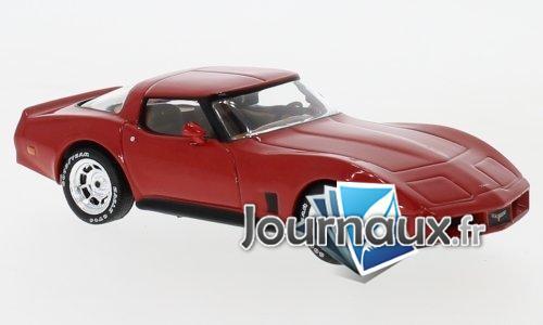 Chevrolet Corvette C3, rot - 1980