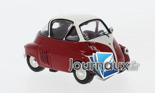 ISO Isetta, rot/weiss - 1955