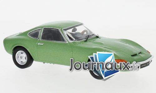 Opel GT, metallic-grün - 1969