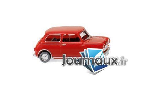 Mini Austin 7, rot