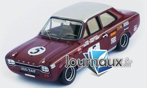 Ford Escort MKI 1300 GT, RHD, No.5, Trophee de LAvenir, Zolder - 1968