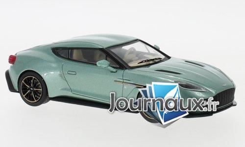 Aston Martin V12 Vanquish Zagato, metallic-grün - 2016