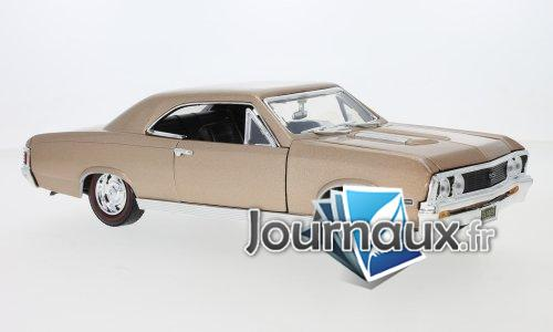 Chevrolet Chevelle SS 396, metallic-brun clair - 1967