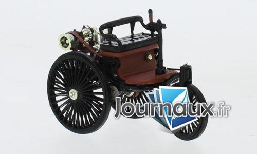 Benz Patent Motorwagen, noire - 1886