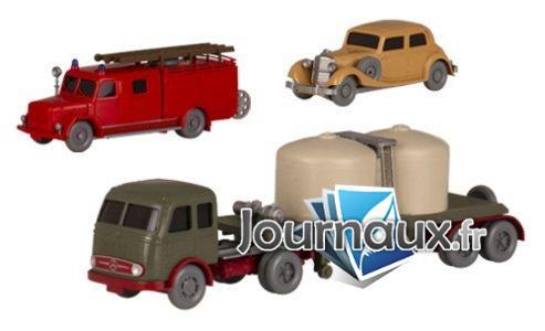 Set Wiking-Verkehrs-modèles 87
