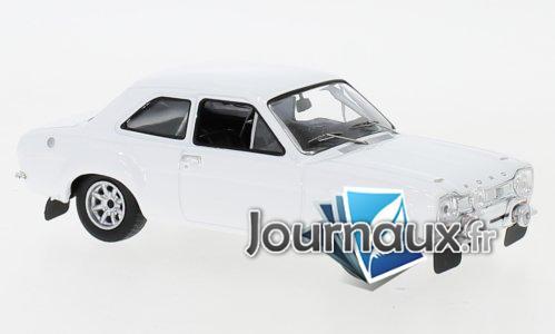 Ford Escort MK I, weiss - 1971
