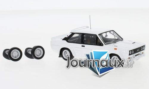 Fiat 131 Abarth, weiss - 1978