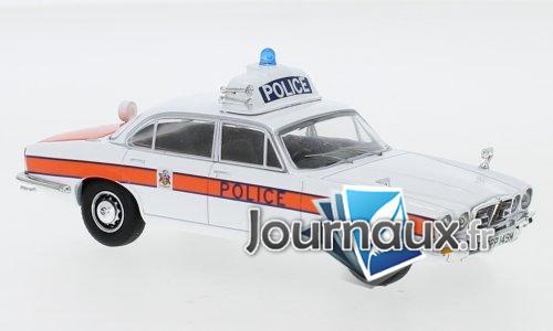 Jaguar XJ6 Series II 4.2, RHD, Thames Valley Police