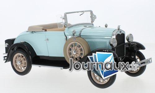 Ford Model A Roadster, bleu clair - 1931