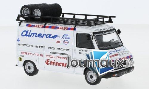 Citroen C 35, Almeras fres - 1980