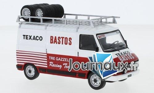 Fiat 242, Bastos