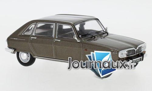Renault 16, metallic-brun - 1969