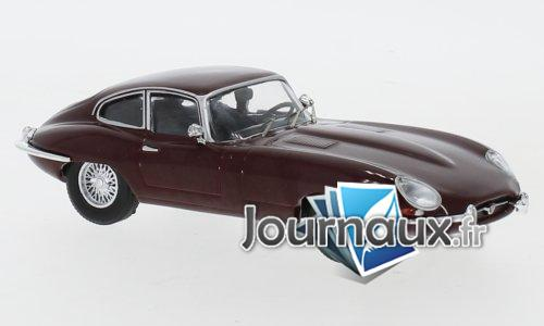 Jaguar E-Type, rouge foncé - 1963