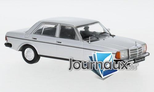 Mercedes 200 D (W123), argenté - 1976