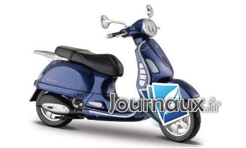 Vespa Gran Turismo, metallic-blau - 2003