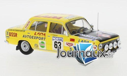 Lada 1300, No.63, Rallye WM, 1000 Lakes Rallye - 1975