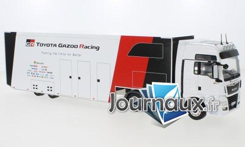 MAN TGX XXL D38, Toyota Gazoo racing - 2019