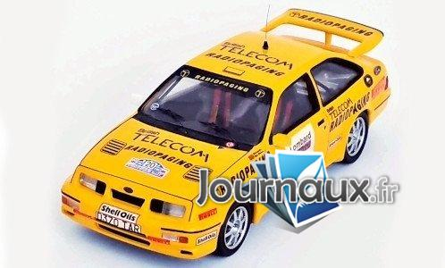 Ford Sierra RS Cosworth, No.20, British Telecom Radiopaging, Rallye WM, RAC Rallye - 1987