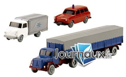 Set Wiking-Verkehrs-modèles 91