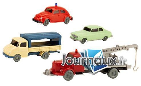 Set Wiking-Verkehrs-modèles 94