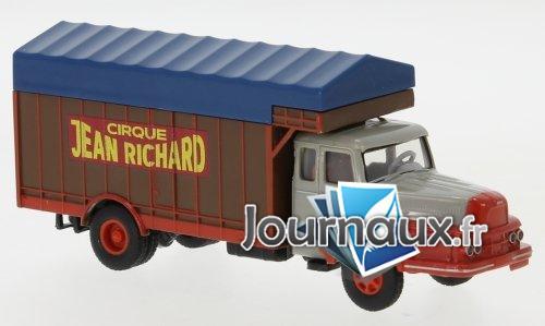 Unic ZU 122 Izoard, Cirque Richard - 1957