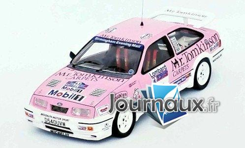 Ford Sierra RS Cosworth, RHD, No.43, Mr. Tomkinson, Rallye WM, RAC Rallye - 1988