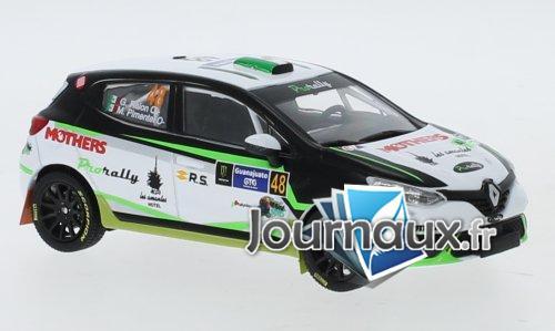 Renault Clio RSR, No.48, Rallye WM, Rally Mexico - 2020