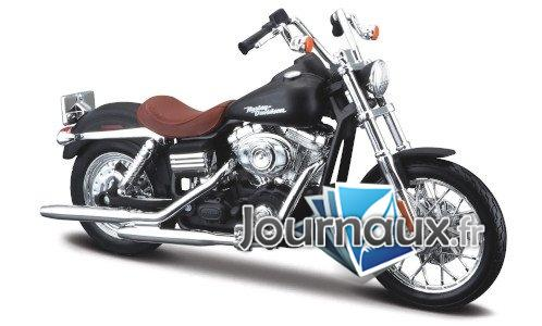 Harley Davidson Dyna Street Bob, noire/braun - 2006