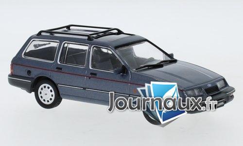 Ford Sierra Turnier Ghia, metallic-argenté - 1988