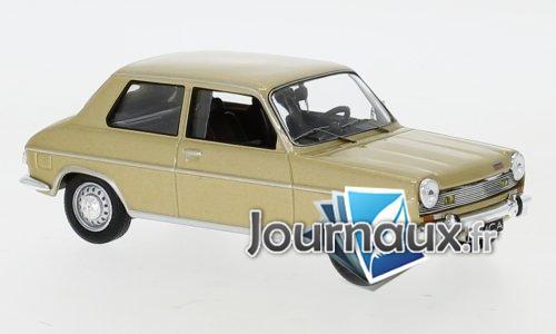 Simca 1100 Special, doré - 1970