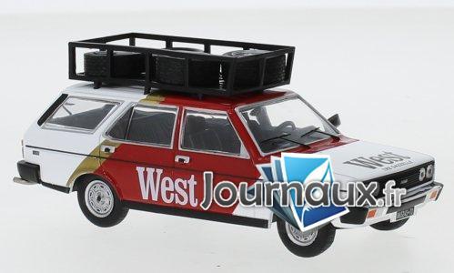 Fiat 131 Panorama, West - 1979
