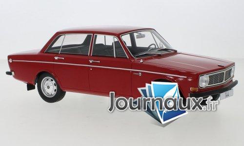 Volvo 144, rouge - 1970
